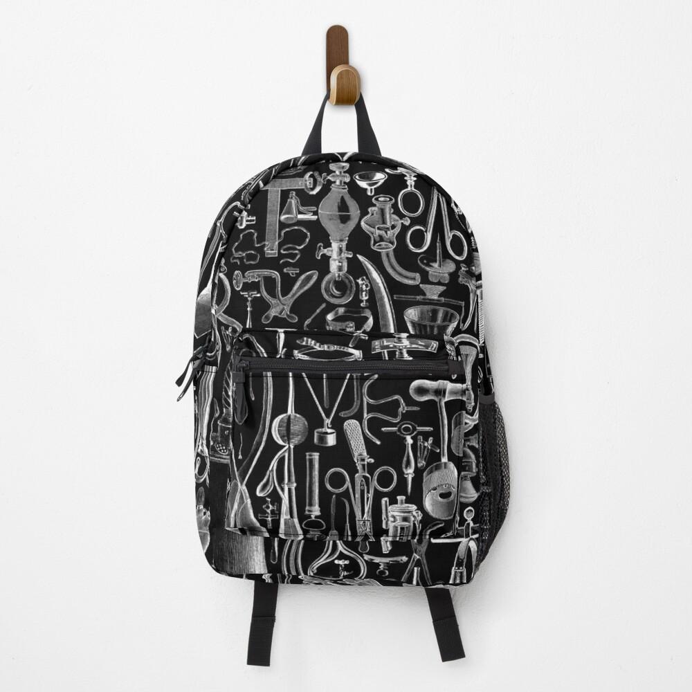 Medical Condition BLACK Backpack