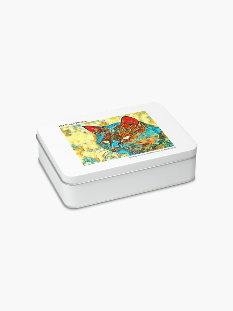 Alternate view of Catus Jigsaw Puzzle