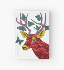 That Which Likened to Itself is Drawn Hardcover Journal