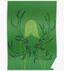 Green Metamorphosis Poster