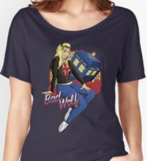 The Bad Wolf Women's Relaxed Fit T-Shirt