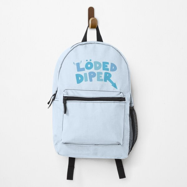 loded diper Backpack