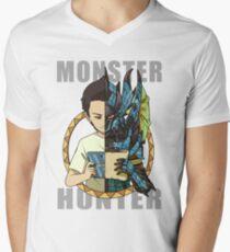 Monster Hunter Life (Azure Variant) T-Shirt