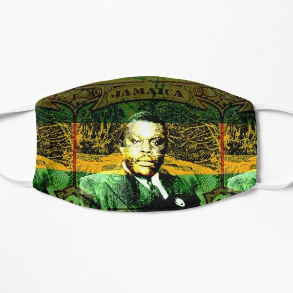Marcus Garvey Jamaican Freedom Fighter Mask