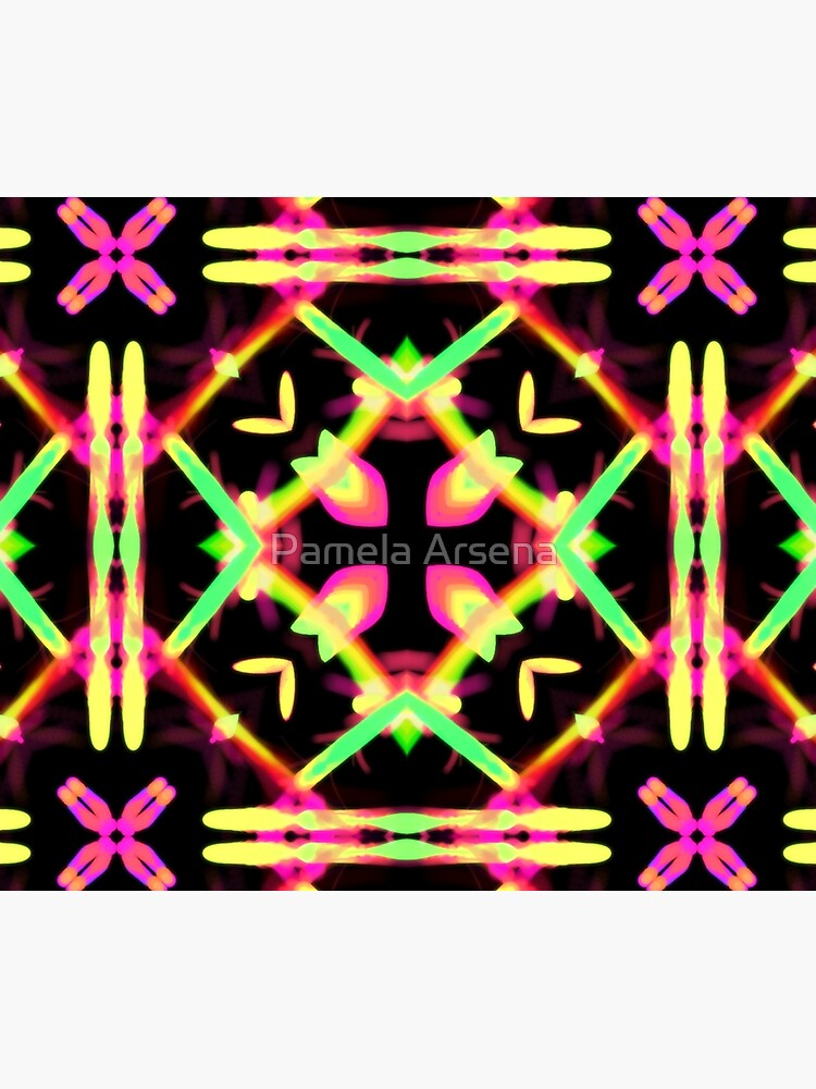 Psychedelic kaleidoscope Artwork by xpressio