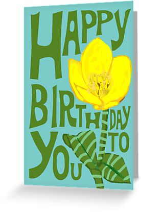 Buttercup letterpress fonts happy birthday card greeting cards by buttercup letterpress fonts happy birthday card by amy hadden bookmarktalkfo Choice Image