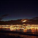 Akureyri Capital of the north Iceland by jonpalma