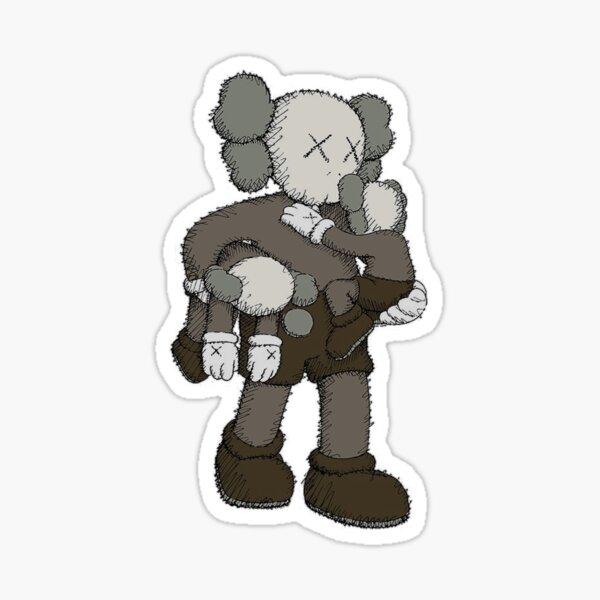 greyky Sticker
