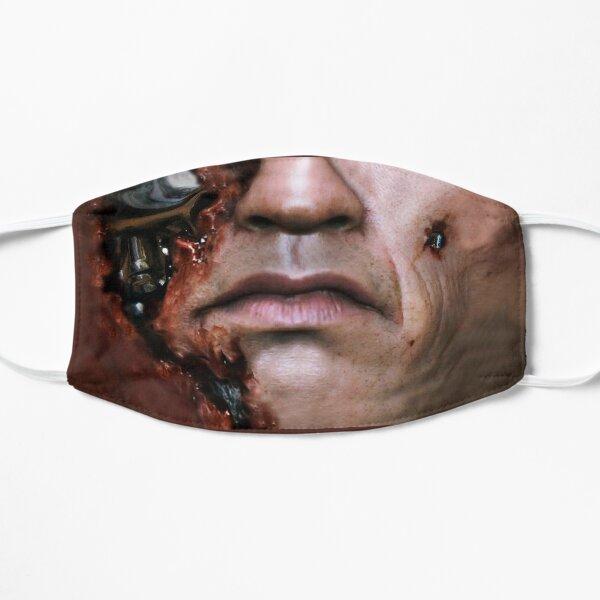 Le visage du gouverneur Arnold Masque sans plis
