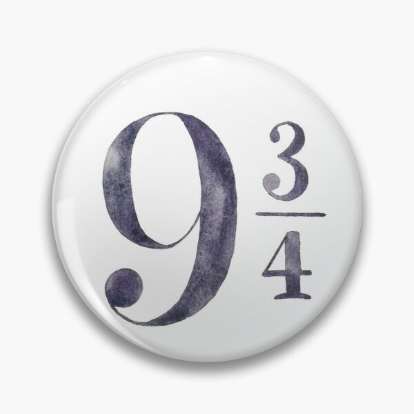 Magical movie number  Pin