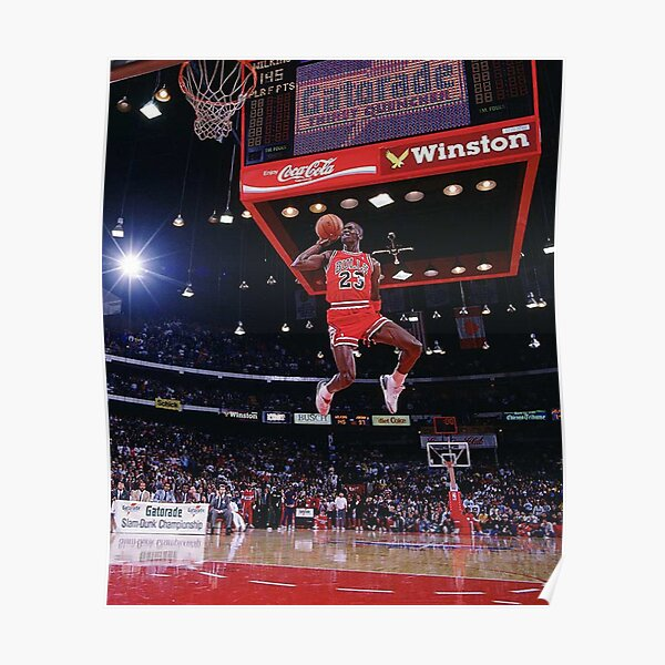 Jordan Jumpan Poster