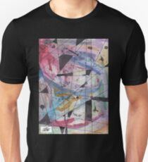 Thinking Abstractly Unisex T-Shirt