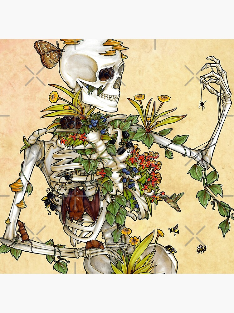 Bones and Botany by edemoss