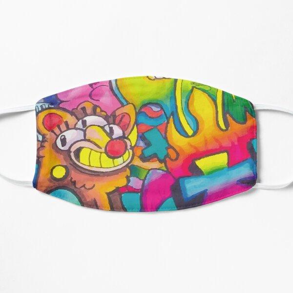 Gawx Art Flat Mask