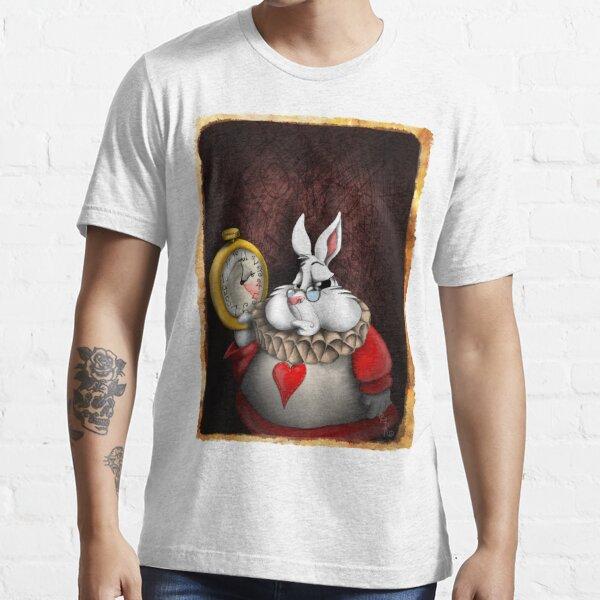 got the time - white rabbit - alice in wonderland Essential T-Shirt