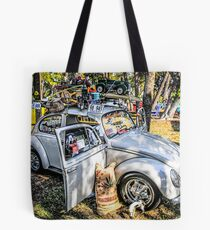 Volkwagon Beetle Tote Bag