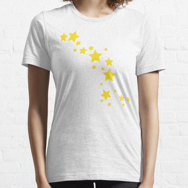 Yellow Stars Essential T-Shirt