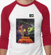Super Metroid Nintendo Super Famicom Japanese Box Art Shirt (SNES) T-Shirt