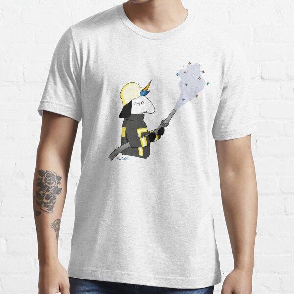 Feuerwehr Einhorn Essential T-Shirt