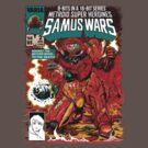Samus Wars by ninjaink
