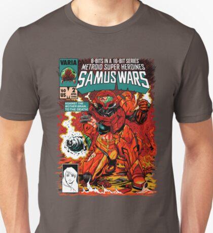 Samus Wars T-Shirt