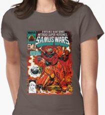 Samus Wars Women's Fitted T-Shirt