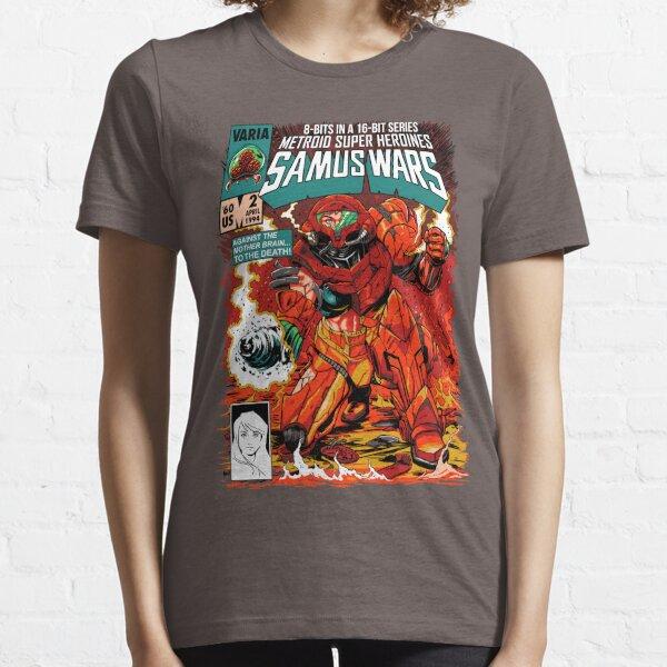 Samus Wars Essential T-Shirt