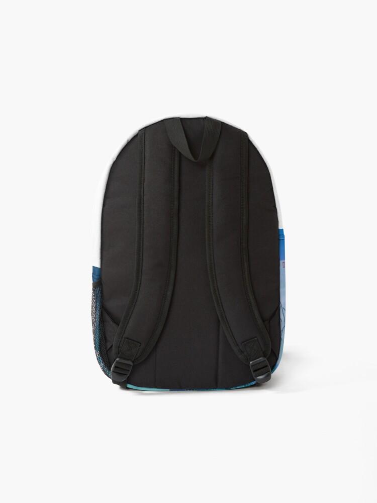 Alternate view of Paris Blues Backpack