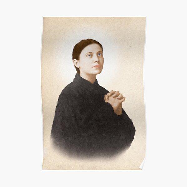 Saint Gemma Galgani Poster