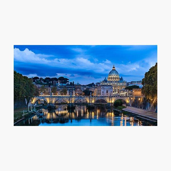 Ewige Stadt Rom Fotodruck
