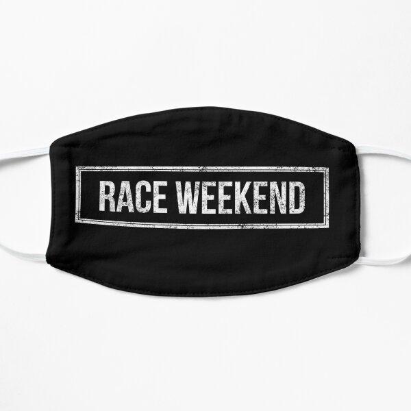 Week-end de course Masque sans plis