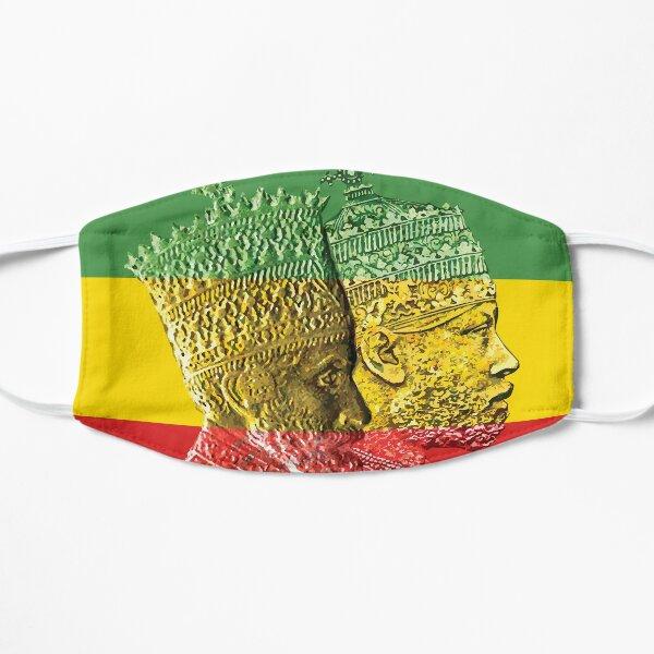 Haile Selassie Menelik Kings of Kings Ethiopia Mask