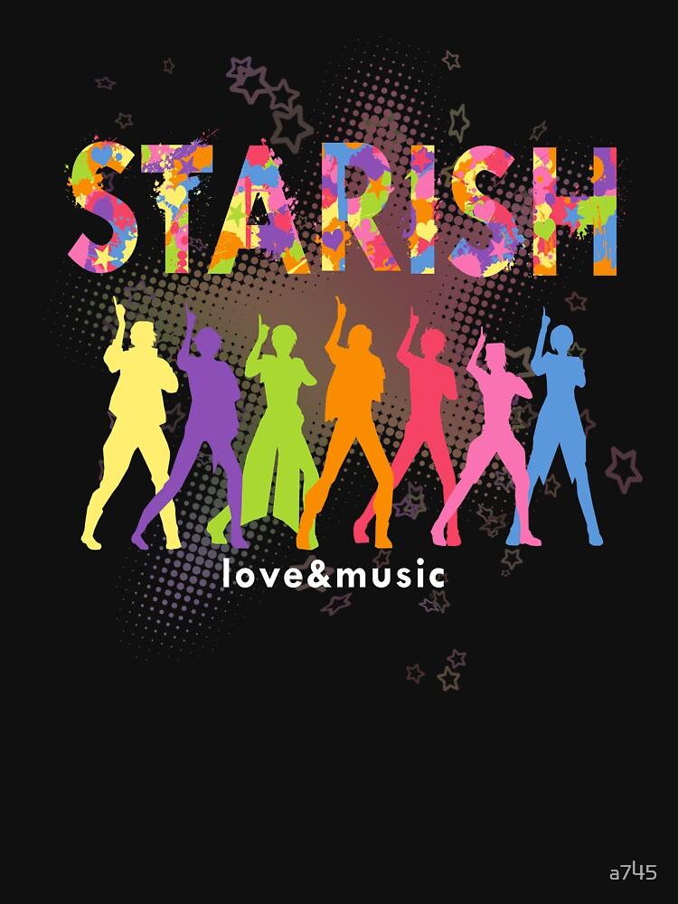 STARISH! (2) | Women's T-Shirt