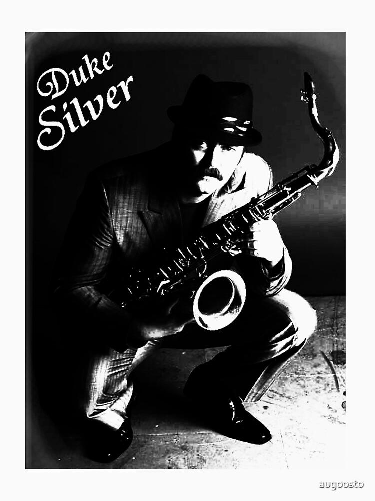 Duke Silver AKA Ron Swanson of Parks and Recreation  | Unisex T-Shirt