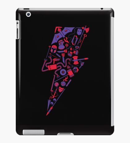 Villains iPad Case/Skin