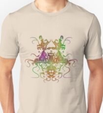 Rorschach Abstract Psychedelic #1 T-Shirt