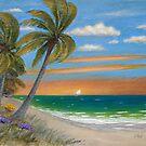 Coastal Breeze by Gordon Beck