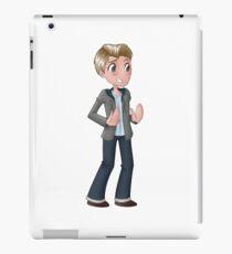 Rory the Roman! iPad Case/Skin