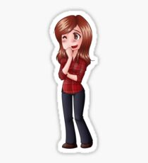 Amy Pond Sticker