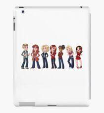 The Complete Companion Series iPad Case/Skin