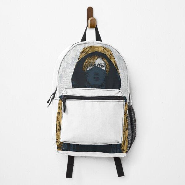 Netflix Show Dark Backpack- Sic Mundus Creatus Backpack