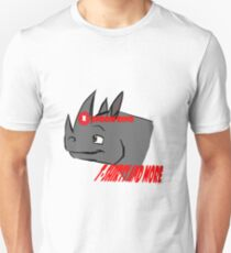 Random Rino T Shirt Your Suport!! T-Shirt