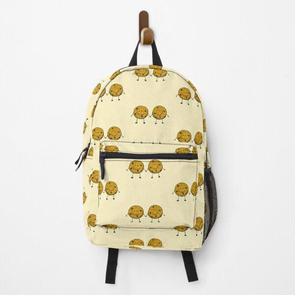 Cute chocolate chip cookie besties Backpack