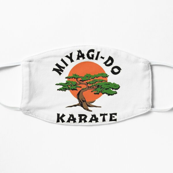 Miyagi do karate Flat Mask