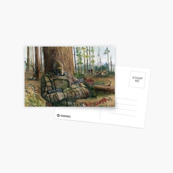 Ambush Postcard