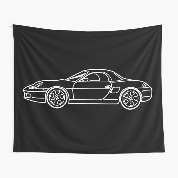 Porsche 986 boxster Tapestry