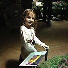 Butterfly Catcher at American Museum of Natural History by leystan