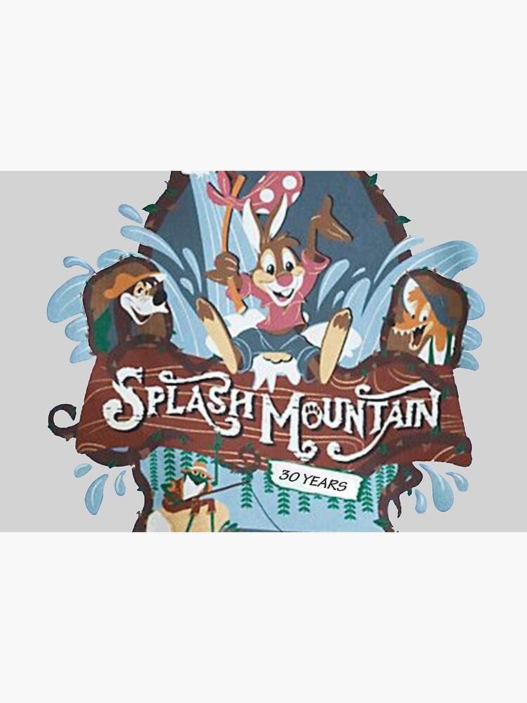 Splash Mountain by Racewalters