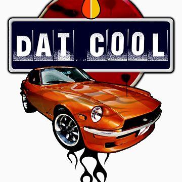 DAT COOL 240 ZEE by ArtGear