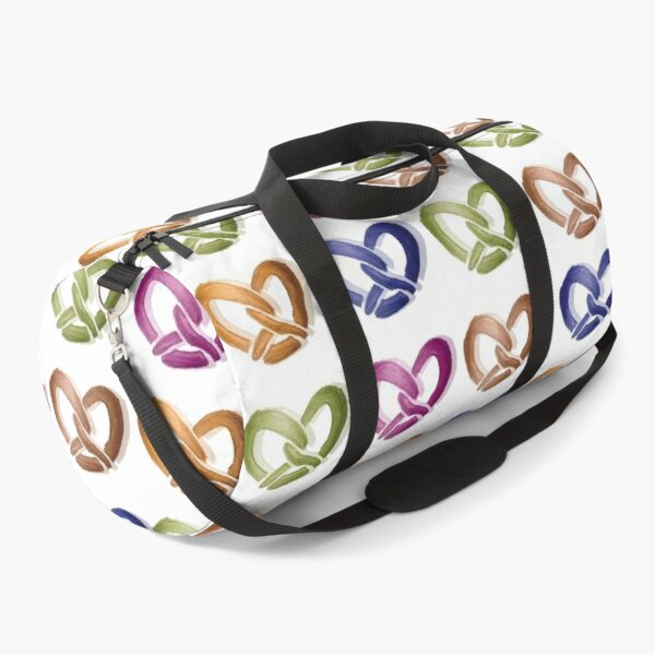 Pretzel Time! Duffle Bag